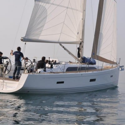 X-Yacht X4 just delivered –  Pogo50 wins the Hydra Regatta – Autumn Train & Race Programmes, Cyclades the green islands