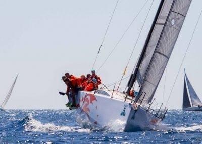 Sydney43 Upwind