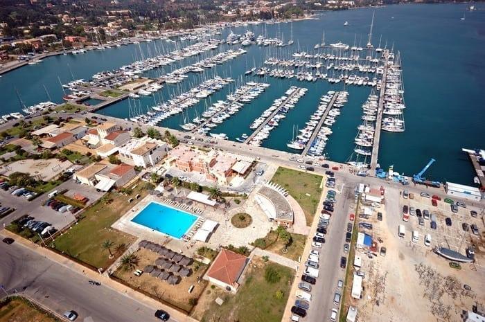 Gouvia Marina Fastsailing Base