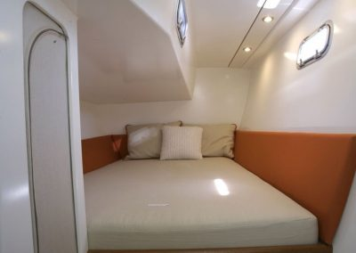 SIG Interior- Port & Starboard double cabin<br/>