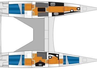 SIG45 interior plan<br/>
