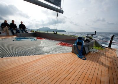 SIG45-sailing deck<br/>