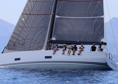 Solaris 47 Fastsailing Greece Charter