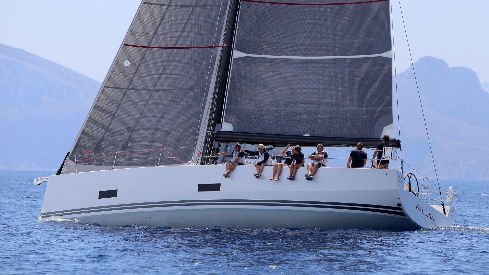 Solaris 47 Fastsailing Greece Charter