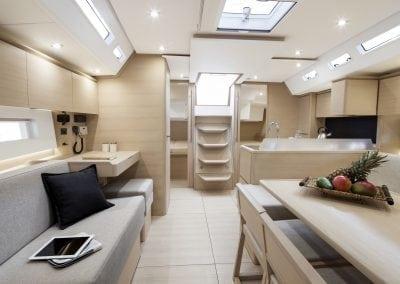 Solaris 47 Interiors Fastsailing