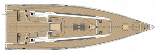 Solaris 47 deck plan