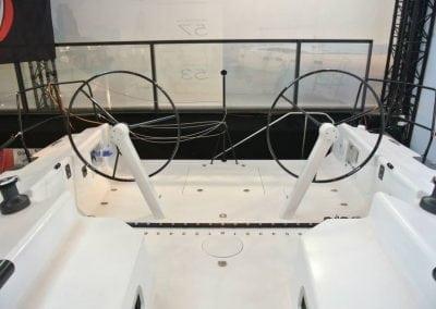 Sydney43 gts cockpit