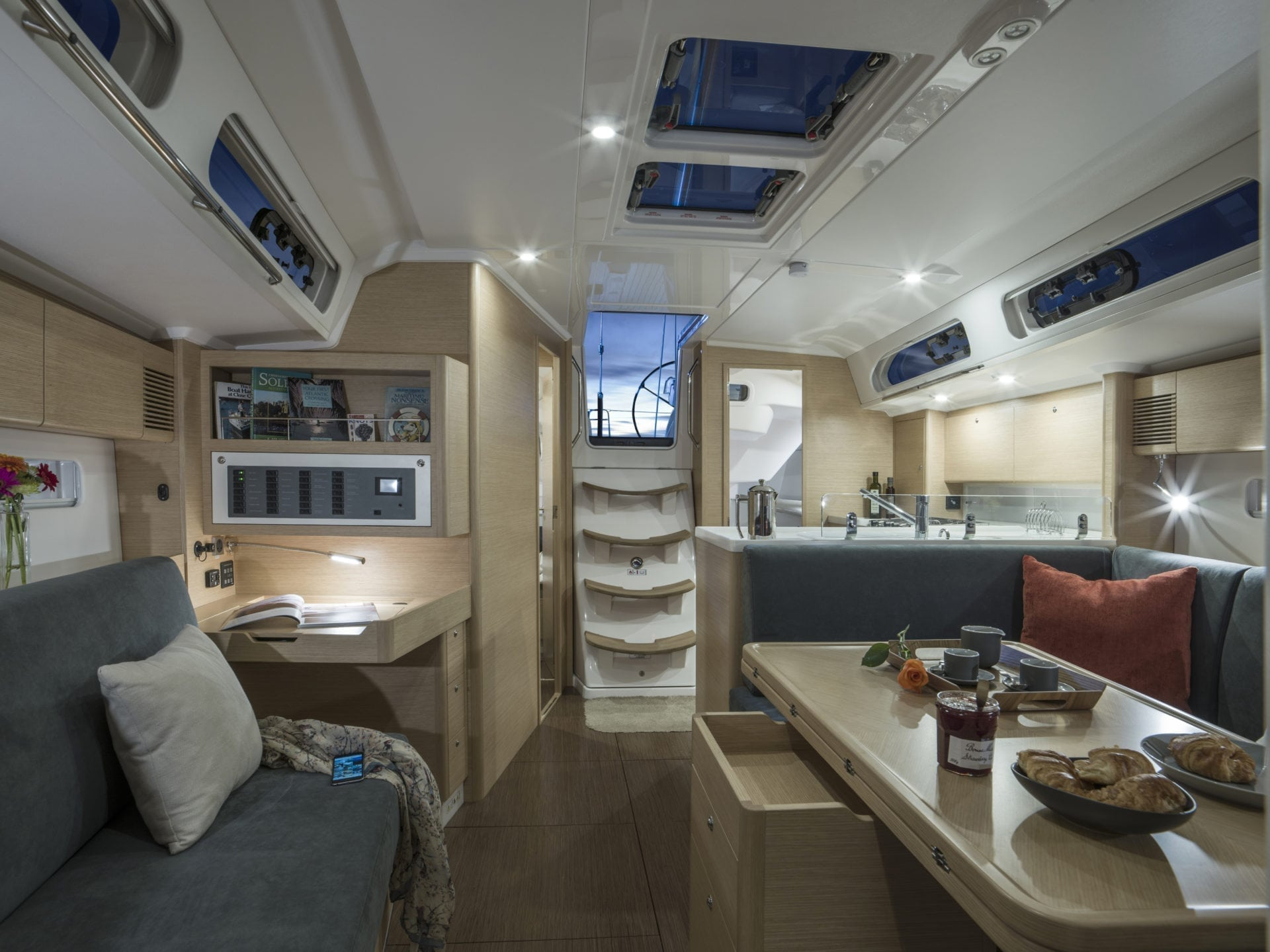 X Yacht X43 Fastsailing