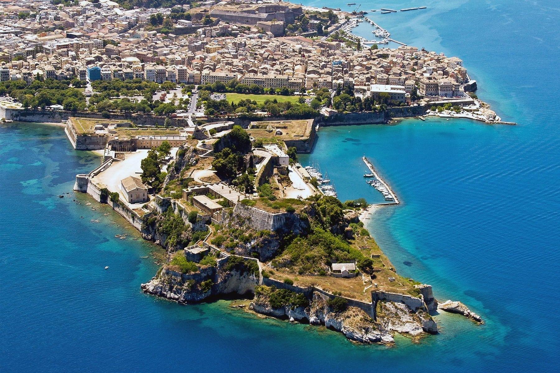 Corfu with FastSailing