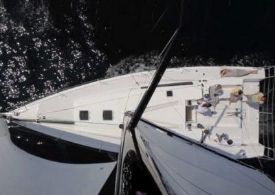 Pogo12.50 - super comfortable deck
