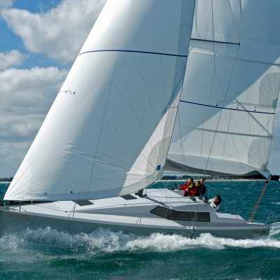 Spring 2017 Train & Race Programme, Southampton boat show and Pogo36 in the Fastsailing fleet