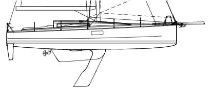 pogo30 lifting keel