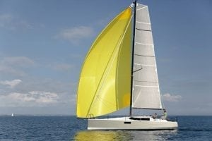 Pogo36 for charter at Fastsailing
