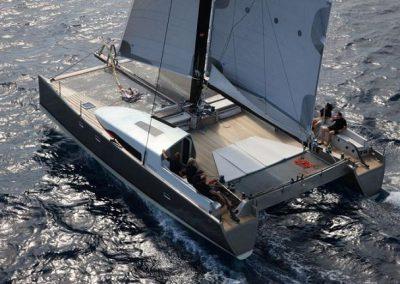 sig45 Comfortable sailing<br/>