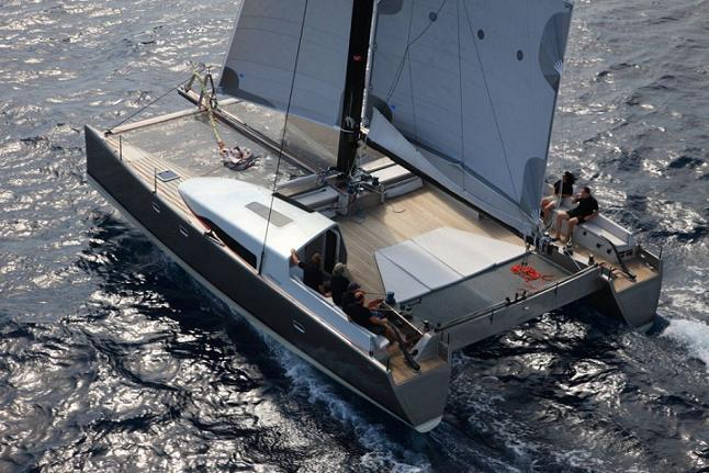 sig45 Comfortable sailing