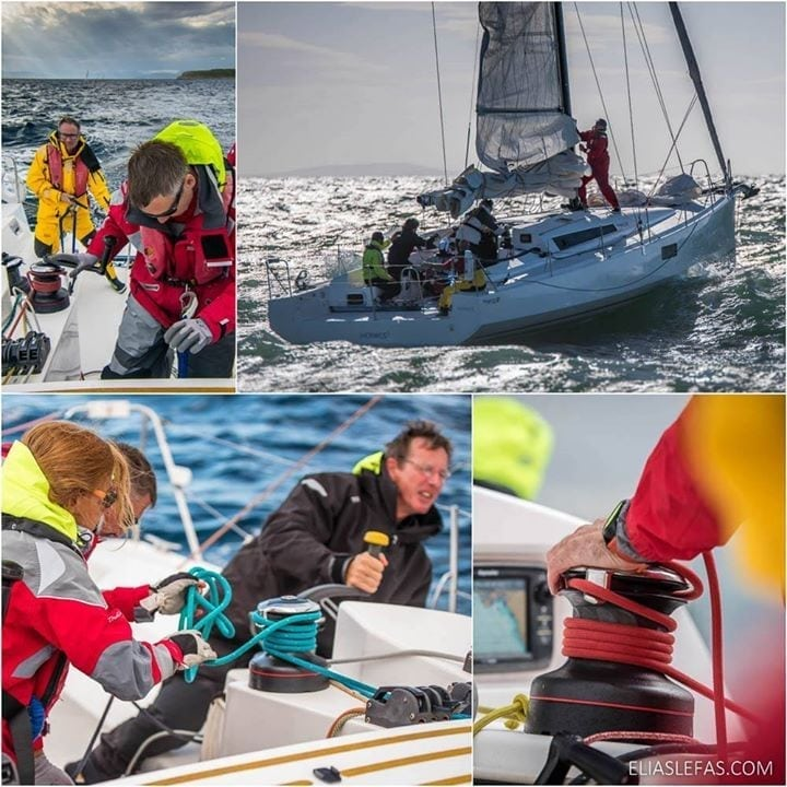 Fastsailing Offshore Sailing Course Nov 2015