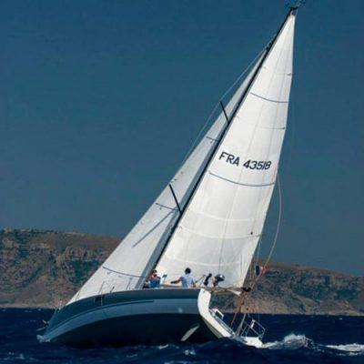 Pogo10.50 in the fleet of FastSailing!