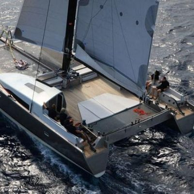 SIG45 Catamaran in the fleet of FastSailing!