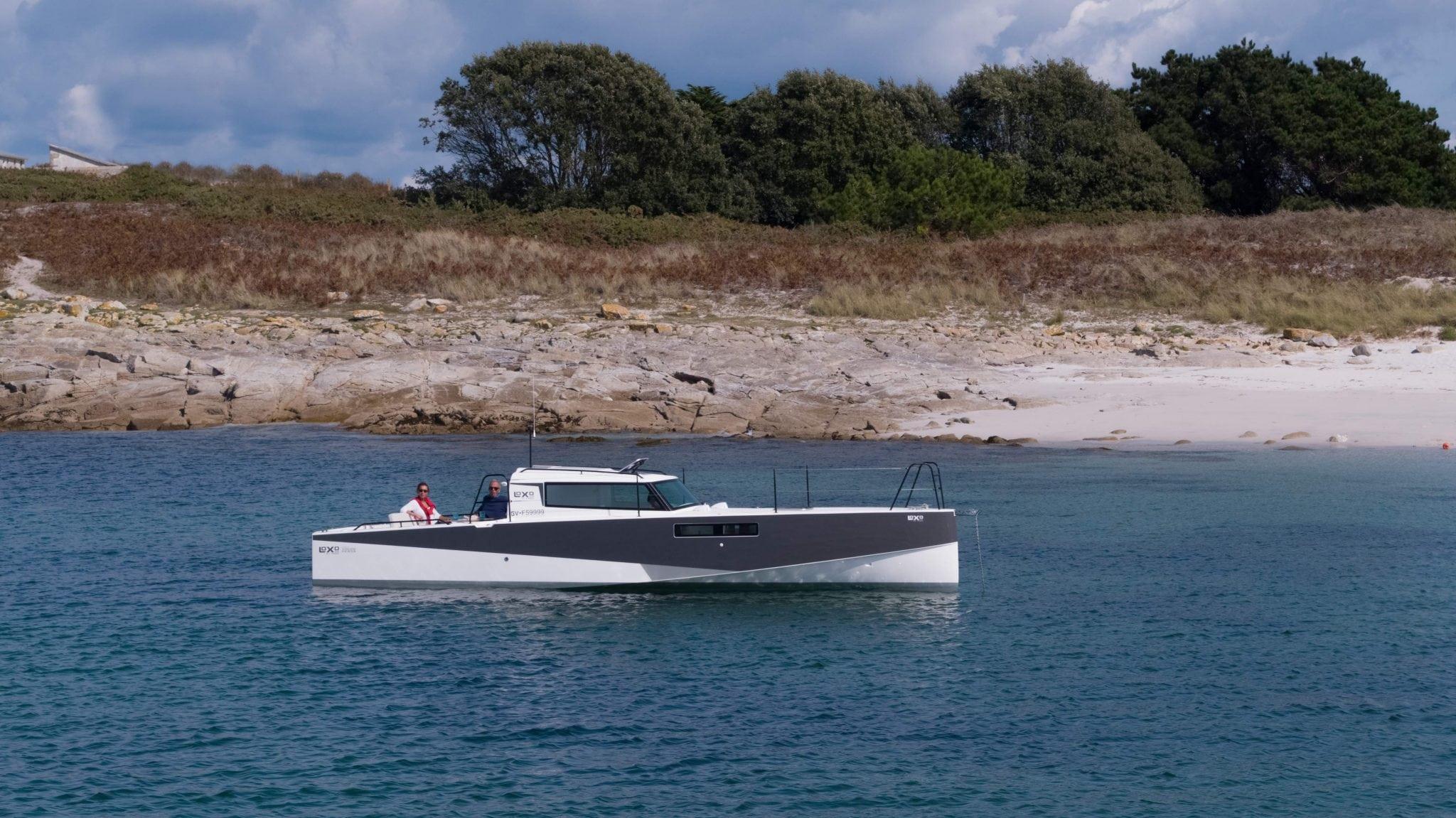 Loxo32 Charter Fastsailing