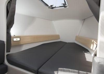 Pogo30 front cabin
