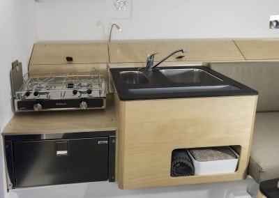 Pogo30 Kitchen