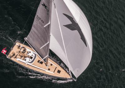 More spi sailing