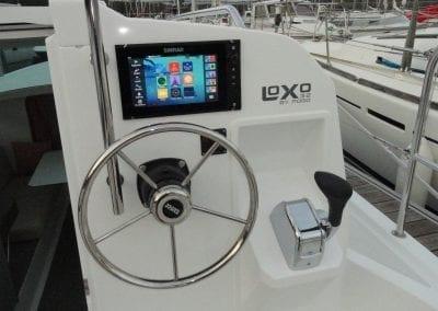 External Steering post Loxo32