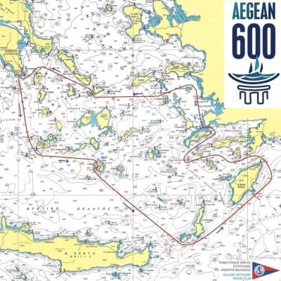 Aegean600 Race – Outremer 4X Lynx launched – OceanRacers news- Sailing destinations: Skyros