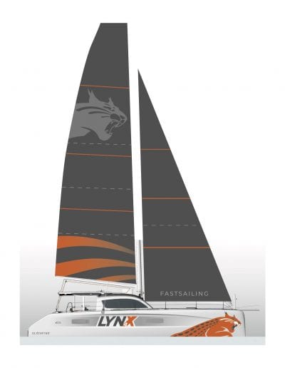 LYNX_Outremer 4X Fastsailing