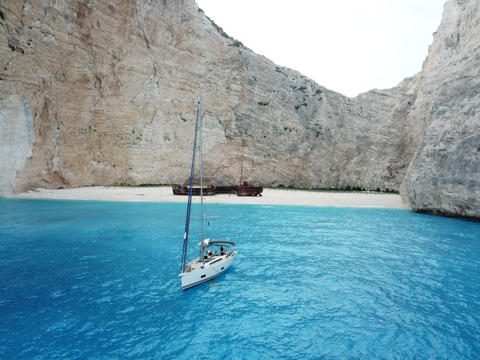 Solaris47 Fastsailing Charter Ionian Sea