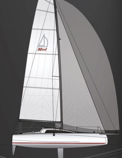 Dehler30od Specifications