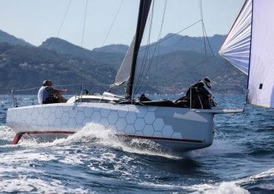 Sailing under A2