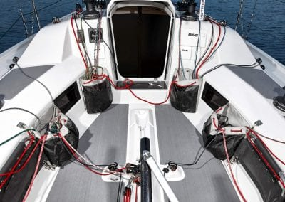 Ergonomic cockpit
