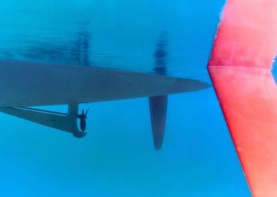 Stealth propeller system