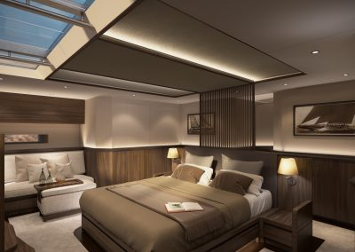 Solaris 111 SY Interior