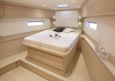 Solaris 50 Bleached Oak Owner's Cabin