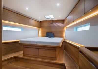 Solaris 55 Owner Cabin