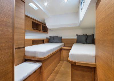 Solaris 55 Vip Cabin