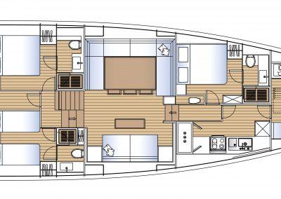 Solaris 80 Interior Layout 2
