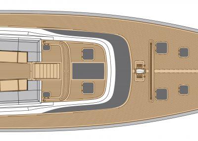 Solaris 80 Deck layout