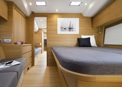 Solaris 50 Owner's cabin