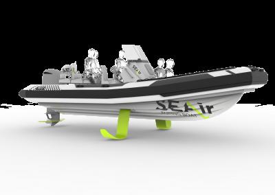 SEAir - Airskark White Cab 10 pax (1)