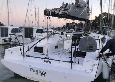 Pogo44 Cockpit