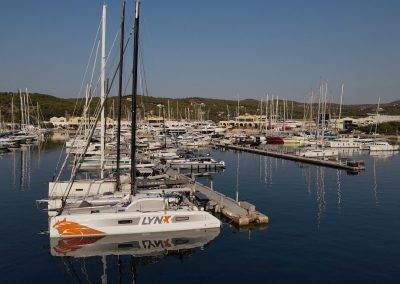 Outremer4x Lynx Fastsailing Base