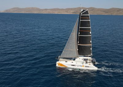 Fastsailing Outremer4x Drone